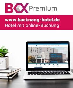 Laptop mit einer Webboxes-Premium Website