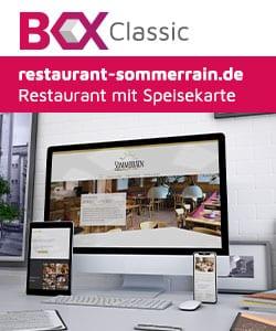 Drei Geräte mit einer Webboxes-Classic Website